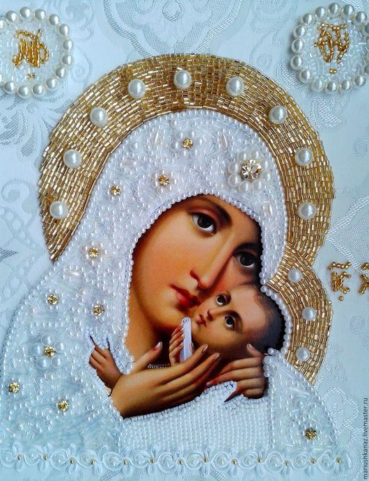 Касперовская икона Божией Матери в `Жемчужном`