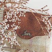 Сумки и аксессуары ручной работы. Ярмарка Мастеров - ручная работа Сумочка с зайцем, ANY_animal. Handmade.