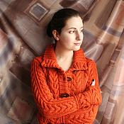 Одежда handmade. Livemaster - original item Cardigan