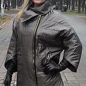"""Одежда ручной работы. Ярмарка Мастеров - ручная работа Стеганая куртка """"Бронза"""". Handmade."""