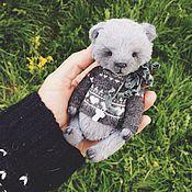 Куклы и игрушки ручной работы. Ярмарка Мастеров - ручная работа Серый Миша. Handmade.