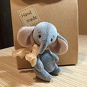 Куклы и игрушки ручной работы. Ярмарка Мастеров - ручная работа Слоняша Пупа. Handmade.