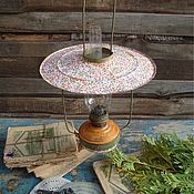 """Для дома и интерьера ручной работы. Ярмарка Мастеров - ручная работа Лампа """"Лето в деревне"""" керосиновая лампа подвесная. Handmade."""