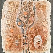 Для дома и интерьера ручной работы. Ярмарка Мастеров - ручная работа Древо жизни. Handmade.