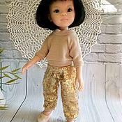 """Одежда для кукол ручной работы. Ярмарка Мастеров - ручная работа Комплект в стиле """"диско"""" для Паола Рейна. Handmade."""