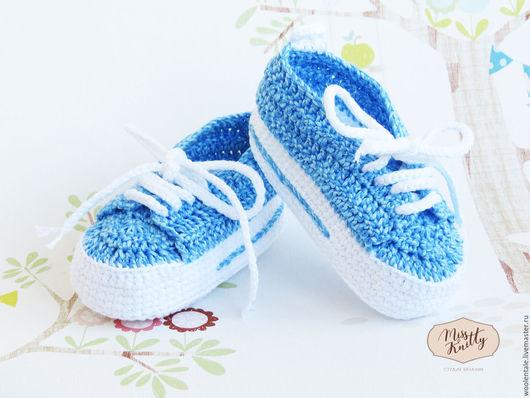 Пинетки купить, пинетки кеды, кедики, кеды вязаные, пинетки вязаные, детская вязаная обувь, детская обувь, пинетки вязаные для новорожденных, вязаные пинетки, пинетки кеды крючком, летние пинетки