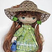 Куклы и игрушки handmade. Livemaster - original item Doll in Floral city. Handmade.