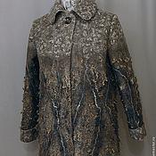 """Одежда ручной работы. Ярмарка Мастеров - ручная работа Жакет """" Киммерия"""" войлок. Handmade."""