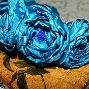 """Украшения ручной работы. Ярмарка Мастеров - ручная работа Обруч """"INDIGO"""". Handmade."""