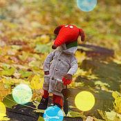 Куклы и игрушки ручной работы. Ярмарка Мастеров - ручная работа Лиса Авдотья. Handmade.