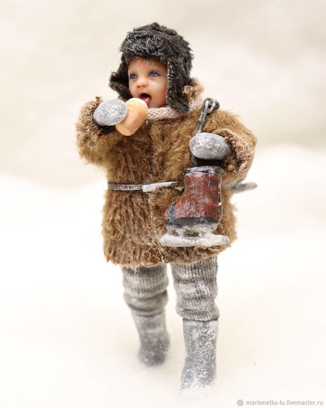 Кукла на елку 9 см, Куклы и пупсы, Подольск,  Фото №1