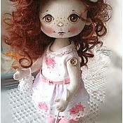 Куклы и игрушки ручной работы. Ярмарка Мастеров - ручная работа Кукла шебби. Handmade.
