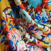 Аксессуары ручной работы. Ярмарка Мастеров - ручная работа Платок большой, Калейдоскоп. Handmade.