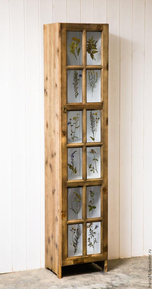 """Мебель ручной работы. Ярмарка Мастеров - ручная работа. Купить Пенал """"Flora fauna 40"""" (Флора фауна 40). Handmade."""