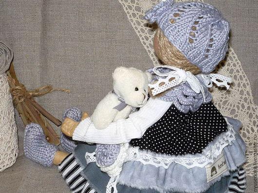Коллекционные куклы ручной работы. Ярмарка Мастеров - ручная работа. Купить Нужным быть кому-то...Текстильная ароматизированная кукла. Handmade.