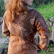 Одежда handmade. Livemaster - original item Jacket, light jacket