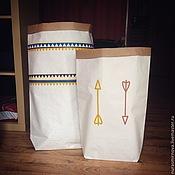 Для дома и интерьера ручной работы. Ярмарка Мастеров - ручная работа Мешок для игрушек. Handmade.
