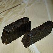 Мыло ручной работы. Ярмарка Мастеров - ручная работа Дегтярное мыло с маслом дерева ним. Handmade.