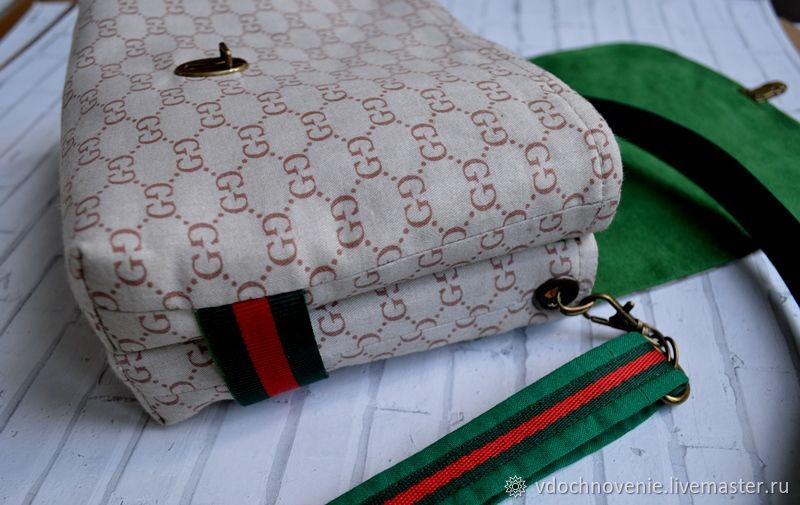 c7d935152fb6e0 Bag for girls ' a la Gucci'. inspiration. Online · Baby's Accessories  handmade. Order ...