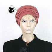 Аксессуары handmade. Livemaster - original item Elegant women`s hat. Four colors. No. №4. Handmade.