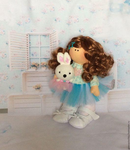 Коллекционные куклы ручной работы. Ярмарка Мастеров - ручная работа. Купить Куколка-большеножка Милена. Handmade. Комбинированный, кукла в подарок
