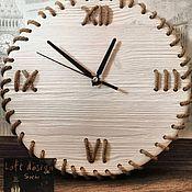 Часы классические ручной работы. Ярмарка Мастеров - ручная работа Часы из дерева. Ручная работа. Handmade.