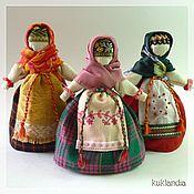 Народная кукла ручной работы. Ярмарка Мастеров - ручная работа Берегиня, русская народная кукла, славянские обереги. Handmade.