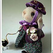 Куклы и игрушки ручной работы. Ярмарка Мастеров - ручная работа Мышки. Полли и Долли. Прованс.. Handmade.