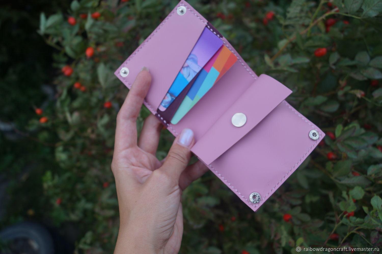 Маленький, розовый, женский кошелек, Кошельки, Новосибирск,  Фото №1