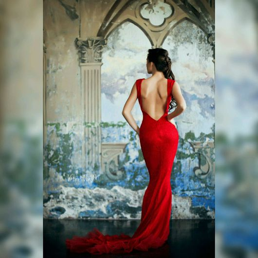 Платья ручной работы. Ярмарка Мастеров - ручная работа. Купить Вечернее платье. Handmade. Вечернее платье, платье в пол