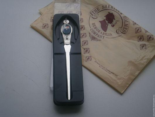 Нож для бумаги из музея Шерлока Холмса Англия