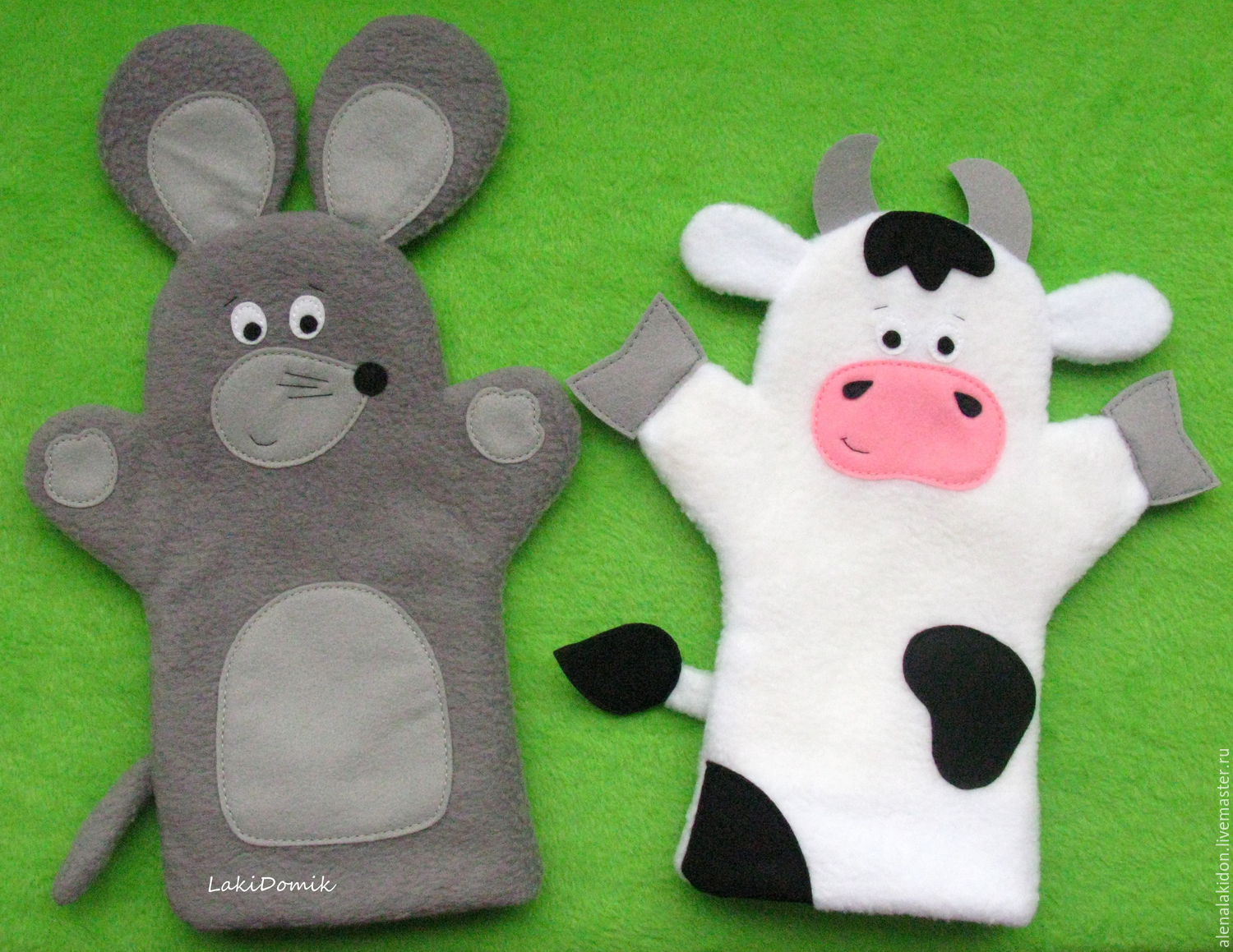 Educational Toys handmade. Livemaster - handmade. Buy Toys on hand (glove toy).Toy, glove toy