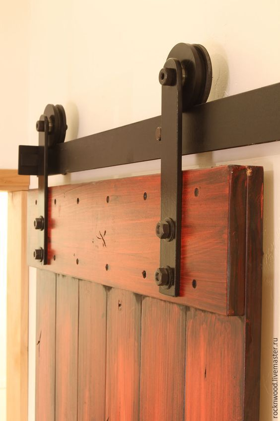 Как сделать механизм для двери