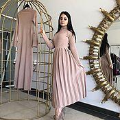 Одежда handmade. Livemaster - original item Pleated skirt, designer skirt, stylish skirt !. Handmade.