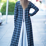 Одежда handmade. Livemaster - original item Winter Plus Size Maxi Dress, Long women Dress. Handmade.