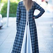 Одежда ручной работы. Ярмарка Мастеров - ручная работа Платье, Платье на осень, Платье в клетку. Handmade.