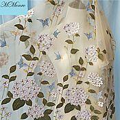 Материалы для творчества handmade. Livemaster - original item Suite embroidery on mesh, Miracle. Handmade.
