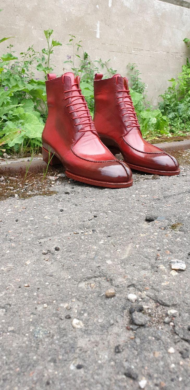 Мужская обувь, Ботинки, Санкт-Петербург,  Фото №1