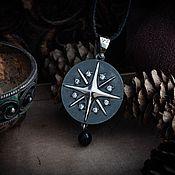 Украшения handmade. Livemaster - original item Yennefer The Witcher Medallion. Jennifer`s Pendant. The Witcher Netflix silver. Handmade.