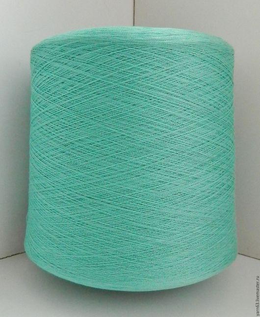 Вязание ручной работы. Ярмарка Мастеров - ручная работа. Купить Пряжа IAFIL TEXAS (хлопок). Handmade. Комбинированный, пряжа в наличии