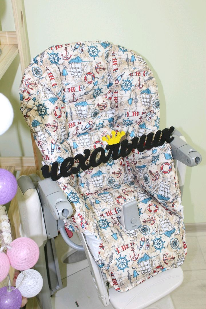 Чехол на стульчик для кормления Peg-Perego Tatamia, Чехол на стульчик, Омск,  Фото №1