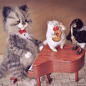 Куклы и игрушки handmade. Livemaster - original item OLD PIANO. Handmade.