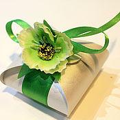 Свадебный салон ручной работы. Ярмарка Мастеров - ручная работа Боньбоньерка. Handmade.