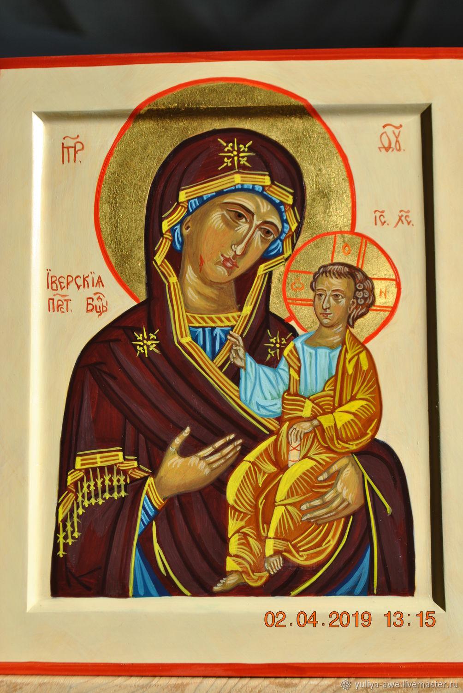Икона Иверской Божией Матери, Иконы, Переславль-Залесский,  Фото №1