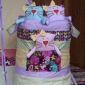 "Для дома и интерьера handmade. Livemaster - original item Wigwam for children ""Тhree sisters"". Handmade."