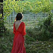 """Одежда ручной работы. Ярмарка Мастеров - ручная работа Платье """"Penelope"""". Handmade."""
