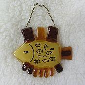 Для дома и интерьера ручной работы. Ярмарка Мастеров - ручная работа Большая рыба. Handmade.