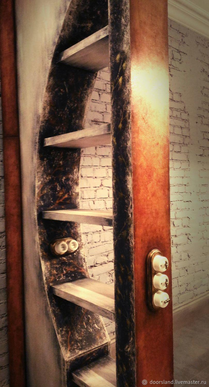 Стеллаж в прихожую в стиле Шинуазри, Шкафы, Санкт-Петербург,  Фото №1