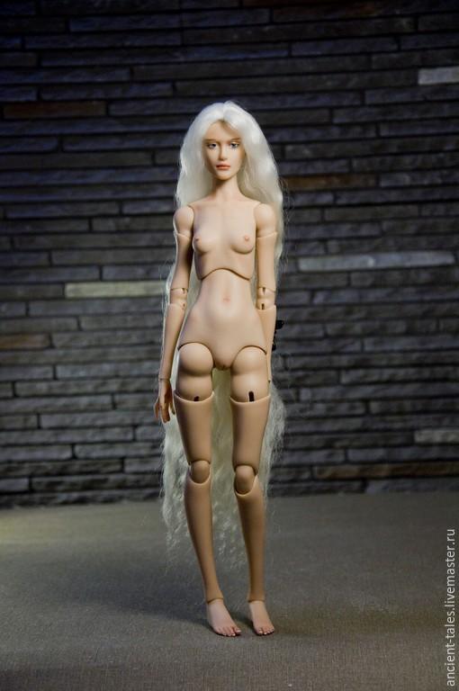 Ульрика, авторская шарнирная кукла бжд из полиуретана. doll art bjd.