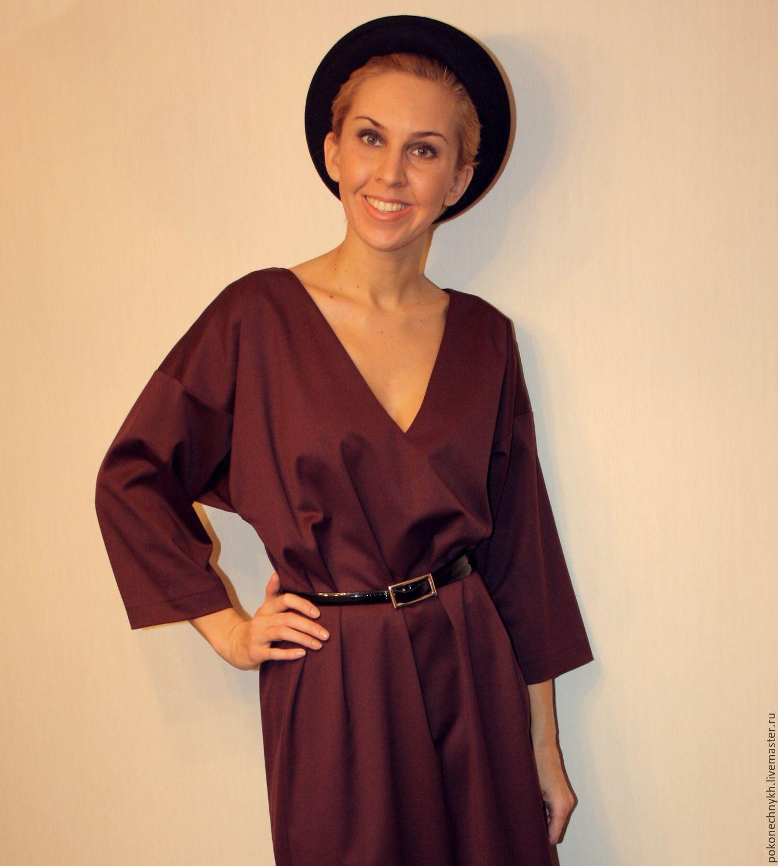 Купить платье цвета марсала в москве